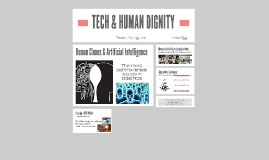Technology and human dignity