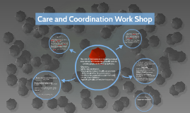 Care and Coordination WorkShop