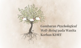 Gambaran Psychological Well-Being pada Wanita Korban KDRT