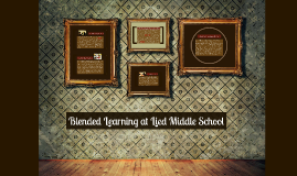 Blended Learning at Lied Middle School