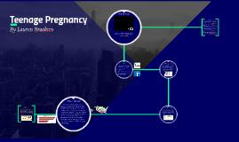 Teenage Pregnancy