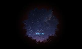 Birth of Stars