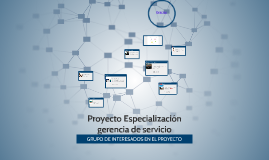 Proyecto especialización