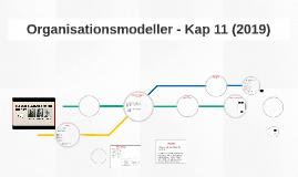 Org modeller historiskt - Kap11 (2019)