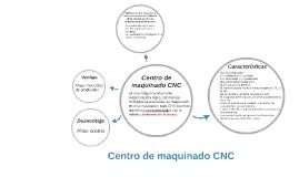 Centro de maquinado CNC