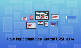 Copy of Flow Perjalanan  Bas Kitaran UPSI