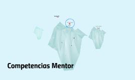 Competencias Mentor
