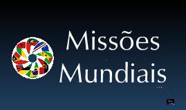 Copy of Missões