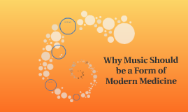 Why Music Should be a Form of Modern Medicine