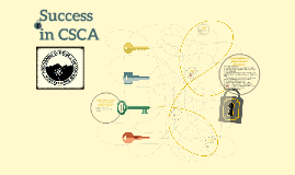 Success in CSCA