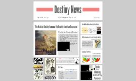 Copy of History- The Manifest Destiny