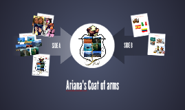 Ariana's Coat of arms
