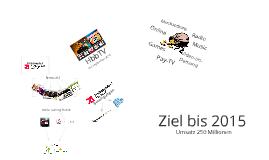 Copy of Erlösmodell ProSiebenSat1.de