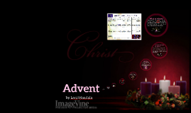 Preparing our Hearts and Minds for Advent
