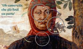 A Petrarch's poem