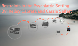 Restraints in the Psychiatric Setting