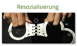 Resozialisierung