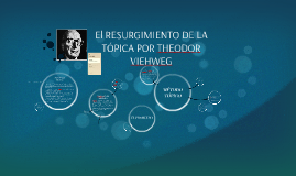Copy of El RESURGIMIENTO DE LA TÓPICA POR THEODOR VIEHWEG