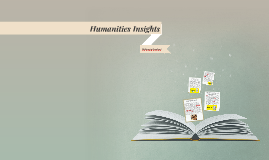 Humanities Insights