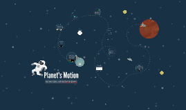 Planet's Motion
