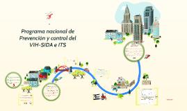 Programa nacional de Prevención y control del VIH-SIDA e Infecciones te transmisión sexual- Chile
