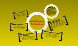 Kush Kingdom-Government