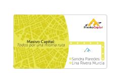 Presentación Gerente /Masivo Capital