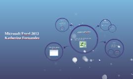 Microsoft Exel 2013