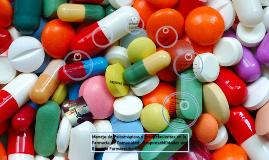 Manejo de Psicotrópicos y Estupefacientes en la Farmacia de Comunidad.
