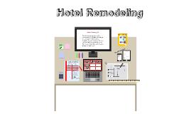 Hotel Remodeling