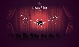 1920's Film