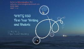 WRTG 1150