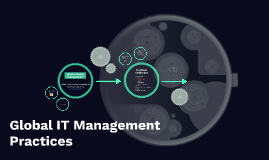 Global IT Managent Practices