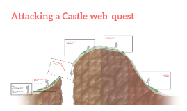 Attacking a Castle webqueust