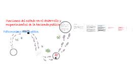 Finanzas públicas para el desarrollo: Política económica: Finanzas públicas.