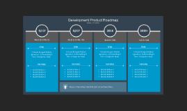 Development Product Roadmap Template