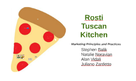 Copy of Rosti Tuscan Kichen