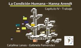 La Condición Humana - Hanna Arendt