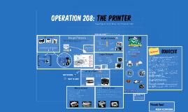 Printers Presentation