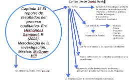 Capítulo 16 El reporte de resultados del proceso cualitativo