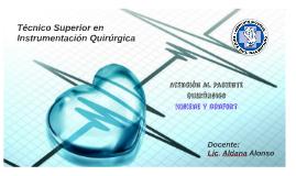Técnico Superior en Instrumentación Quirúrgica