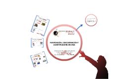 Copy of PURIFICACION, CUANTIFICACION Y CONCENTRACION DE ADN