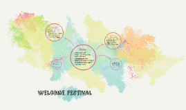 Welcome Festival