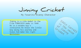 Jiminey Cricket