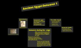 Senusret 1 by kymberlee sables