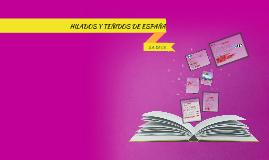 HILADOS Y TENIDOS S.A DE C.V.