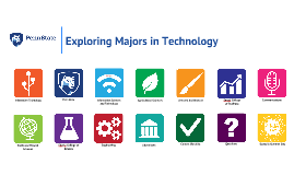 Exploring Majors in Technology