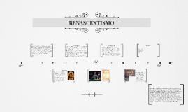 Copy of RENASCENTISMO