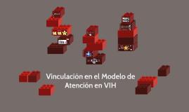 Vinculación en el Modelo de Antención en VIH