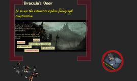 Dracula's Door